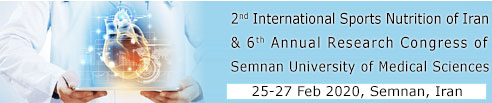 The Fourth Annual Research Congress of Semnan University of Medical Sciences